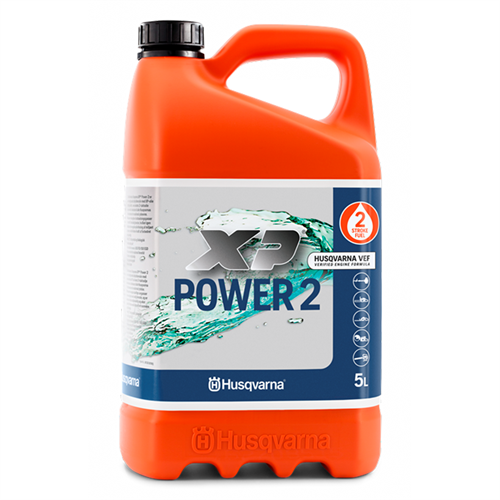 Husqvarna XP Power 2T Alkylatbenzin - 5 L