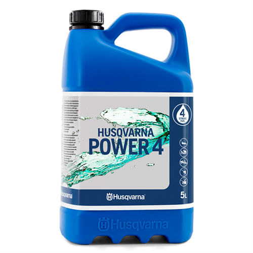 Husqvarna Power 4T Alkylatbenzin - 5 L
